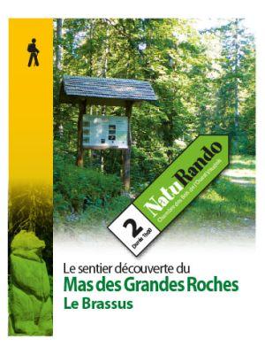 N°2, le sentier découverte du Mas des Grandes Roches, Le Brassus
